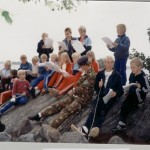 Huhtakari lastenleiri